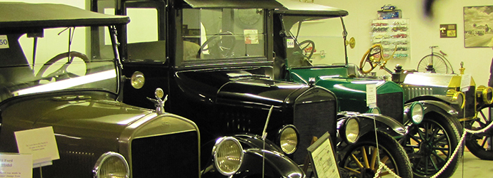 Historic Cars & Antiques